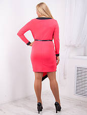 Стильное женское платье №733, фото 2