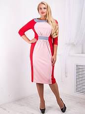 Оригинальное женское платье №736, фото 3