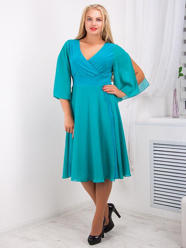 Элегантное вечернее платье №737