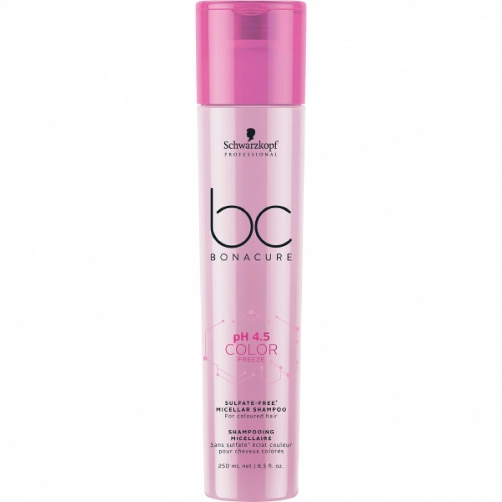 Шампунь для окрашенных волос без сульфатов Micellar Color Sulfate-Free 250 мл