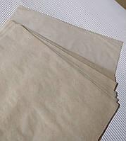 •Пергамент для упаковки замороженных продуктов  в листах  240мм х420 мм
