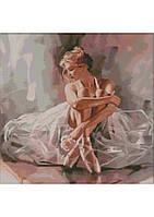 Набор для вышивания крестиком 076 'Балерина'