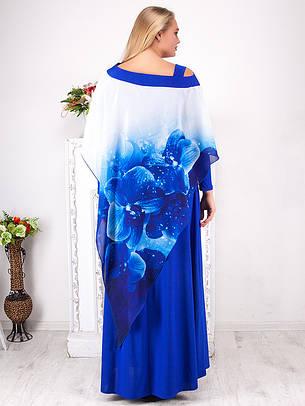 Вечернее платье длиной в пол №801, фото 2