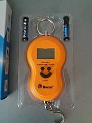 Кантер портативний електронний Domotec до 40 кг