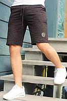 Мужские черные шорты Madmext Hole 2923, фото 1