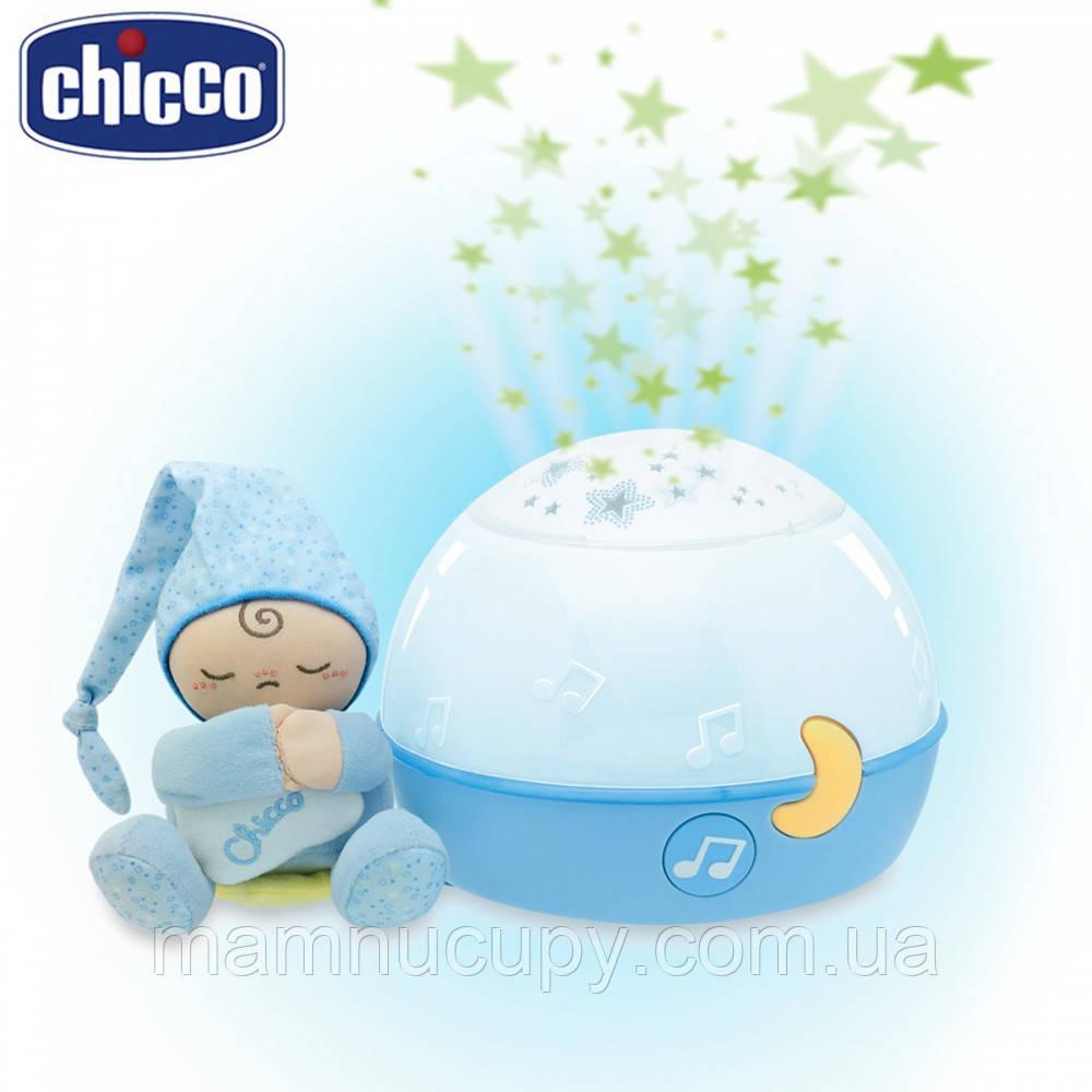 Проектор Chicco - Звезды (02427.20) голубой