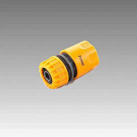 Коннектор 1/2-5/8 для шланга (500шт-ящ) (25шт-уп)