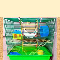 "Клетка для крысы ""Крыска-макси"".Размер 47*28*45см"