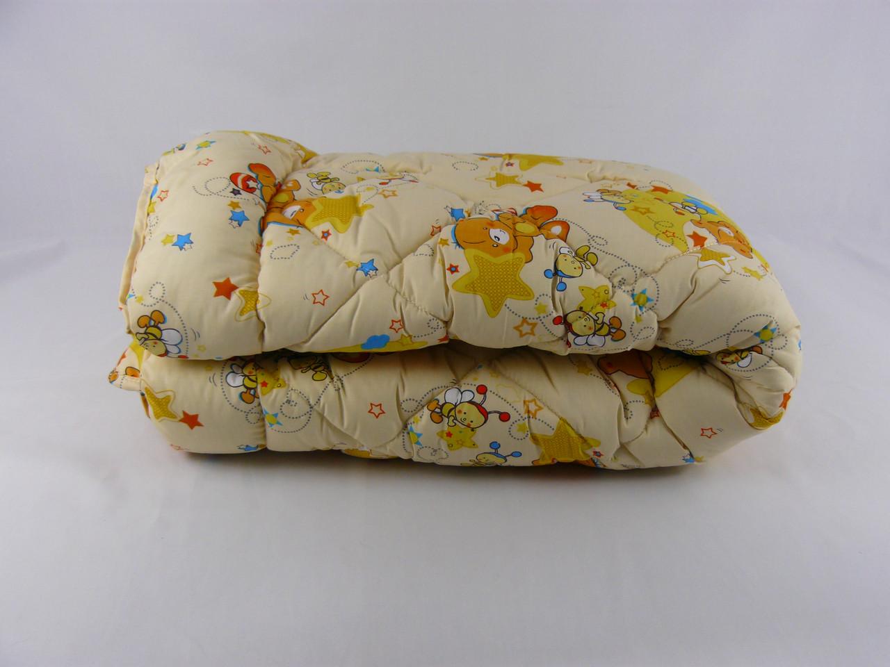 Одеяло VIVA, детское 110х140, бязь, файбер