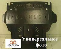 Защита двигателя на Mitsubishi Pajero Sport с 2008- (АКПП, защита редуктора заднего моста)