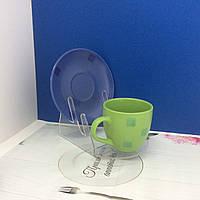 Подставка под 2 тарелки и чашку