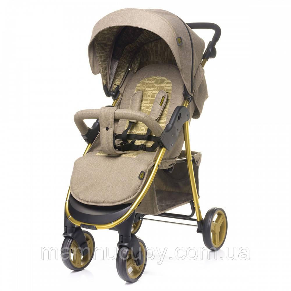 Детская прогулочная коляска 4baby Rapid Premium Gold