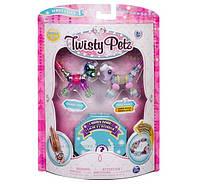 Набор браслеты Twisty Petz ожерелье пони, пудель и питомец-сюрприз