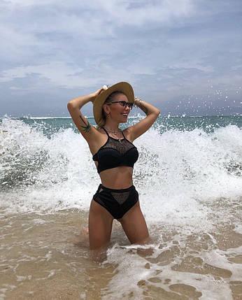 Стильный молодёжный купальник  S M L , фото 2