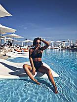 Стильный молодёжный купальник  S M L , фото 3
