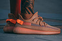 Кроссовки Adidas Yeezy Boost 350 V2 'Clay', фото 1