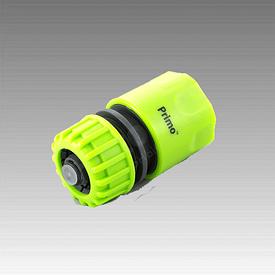 Коннектор 1/2-5/8 с аквастопом, для шланга (500шт-ящ) (25шт-уп)