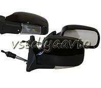 Зеркало боковое YH-3107A/LADA 04,05,07/Black/light/черное с поворотом