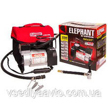 Компрессор ELEPHANT КА-12300 100psi/12Amp/35л/прикур.