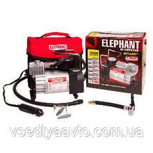 Компрессор ELEPHANT КА-12500 150psi/14Amp/35л/прикур.