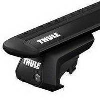 Багажник для авто c рейлингами Thule Evo WingBar серебристый 7104-711X TH-7104-711XB, фото 1