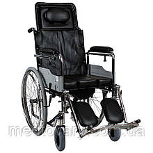 Багатофункціональна коляска з туалетом