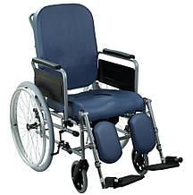 Крісло-коляска з санітарним оснащенням