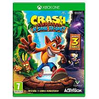 Xbox One Crash Bandicoot N'sane Trilogy [Blu-Ray диск], фото 1
