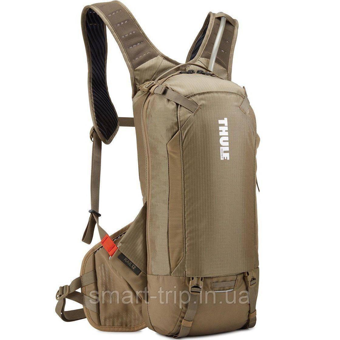 Гидратор рюкзак Thule Rail 12L (HydraPak 2,5 л)  Covert коричневый 3203798