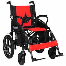 Інвалідна коляска з електромотором