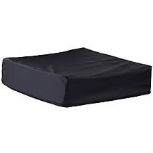 Подушка на сиденье в форме вафли, чехол из винила
