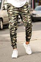 Мужские брюки карго камуфляжные Madmext Premium, фото 1