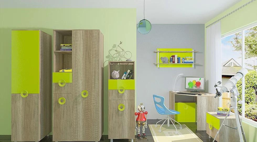 Детская мебель HOBBY Blonski (Хобби Блонски)