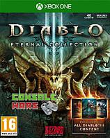 Xbox Diablo III Eternal Collection [Blu-Ray диск]