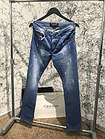 Jeans Philipp Plein Band It Blue, фото 1