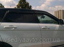 Дефлекторы окон на LAND ROVER Range Rover Evoque 5-дверка 2011 г.