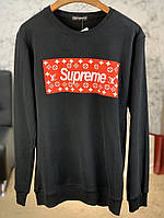 Sweatshirt Supreme Logo Black
