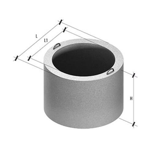 Кільця для колодязів КС 10.9 С