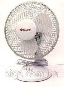 Вентилятор настольный MS1626 ( маленький вентилятор )