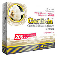 Чеснок Olimp Garlicin 30 кап.