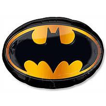 Фольгированный шар Бэтмен 68х48см