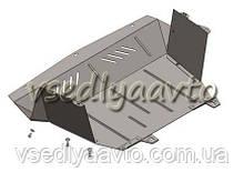 Защита двигателя Fiat Doblo I 2000-2009 гг. V-все кроме 1,9 Д