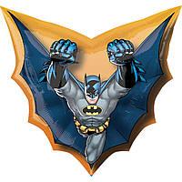 Фольгированный шар Бэтмен 71х69см