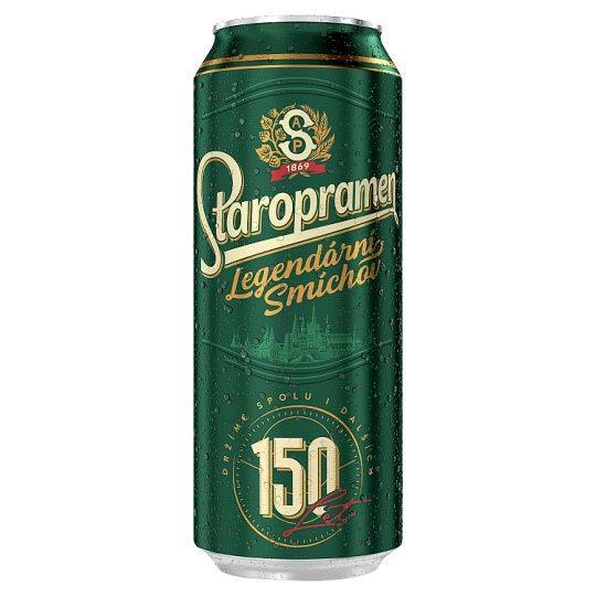 Пиво ж/б светлое Staropramen Smíchov 10% 0,5л Чехия