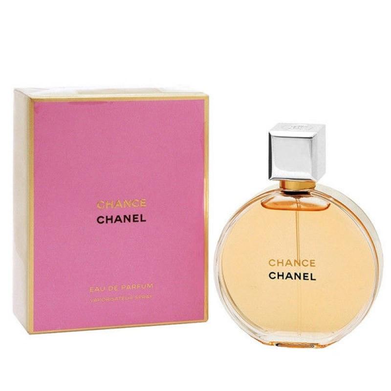 Парфюмерная вода для женщин Chanel Chance, 100 мл