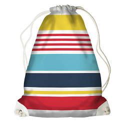 Рюкзак-мішок Річна смужка (RM_16J006_WH)