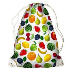 Рюкзак-мішок Фрукти (RM_16J011_WH)