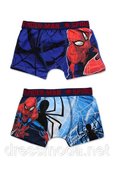 Трусики боксеры для мальчиков Spiderman 92/98-128 р.р.