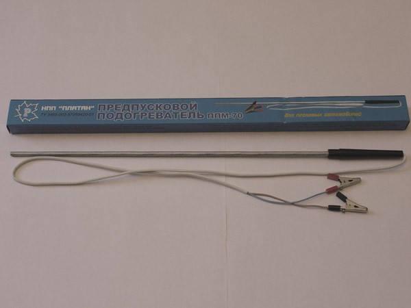 Предпусковой подогреватель ППМ -70 (щуп)