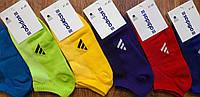 """Чоловічі короткі шкарпетки(сітка) в стилі """"Adidas"""" Туреччина оригінал 41-45, фото 1"""